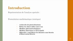 Analyse spatiale - Intro partie 3