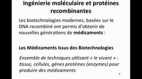 UEsp TC1-B12 Principes et Applications de la biotechnologie_P. GUIRAUD