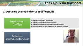 Transport et impact environnemental - M2 VEU - Introduction