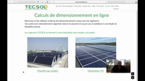 Dimensionnement Photovoltaïque - Introduction